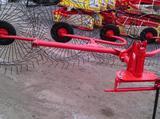 Грабли ворошилки усиленные 4-5 колесные (Турция)